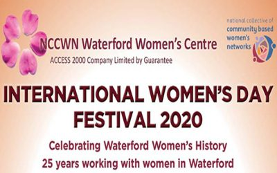 International Women's Day in Waterford celebrating 25 years