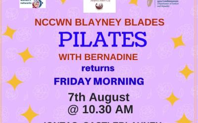 NCCWN Blayney Blades – Pilates