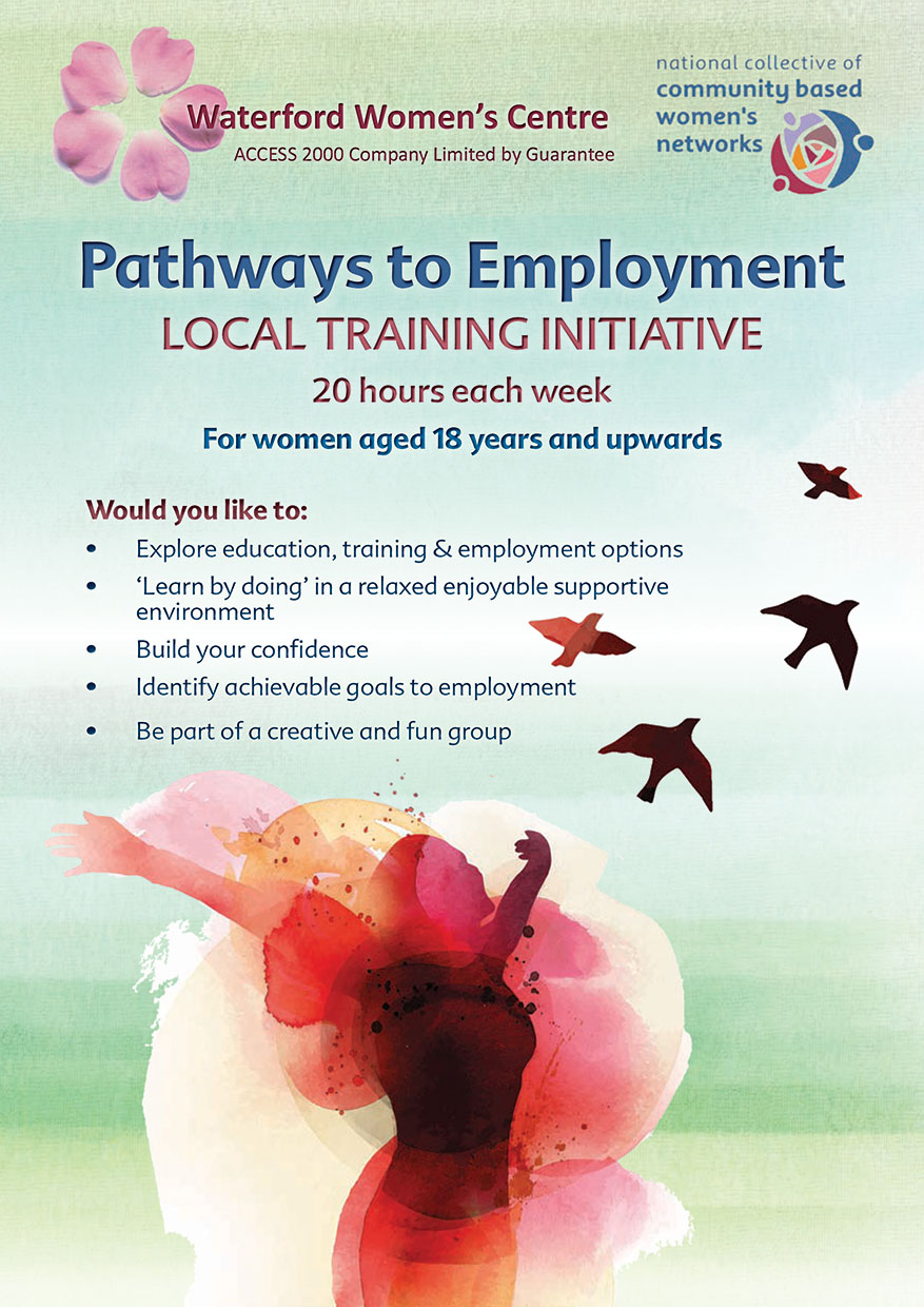 NCCWN Waterford Womens Centre Pathways to Employment course for women