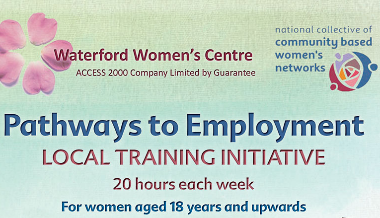NCCWN Waterford Women's Centre – Pathways to Employment course