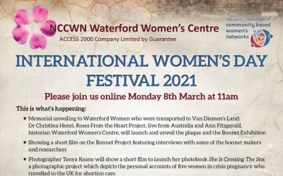 NCCWN Waterford Women's Centre- International Women's Day Event