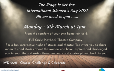 NCCWN North Leitrim Women's Centre – International Women's Day 2021