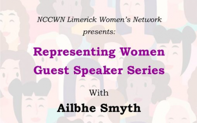 NCCWN Limerick – Representing Women Guest Speaker Series – Ailbhe Smyth