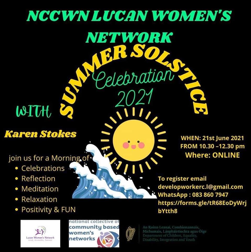 NCCWN - Lucan Women's Network Summer Solstice Celebration