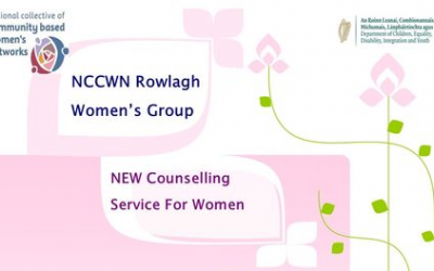 NCCWN Rowlagh Women's Group launch confidential counselling service for women