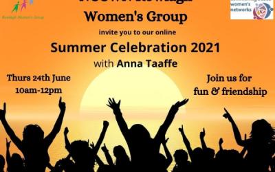 NCCWN Rowlagh Women's Group Summer Celebrations