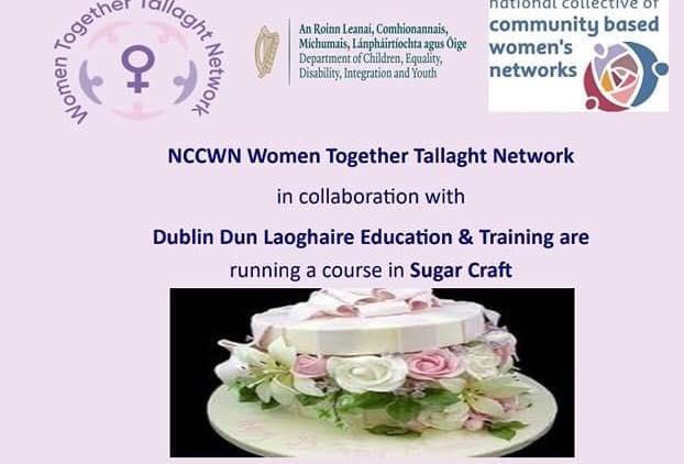 NCCWN Tallaght – Sugar Craft Course
