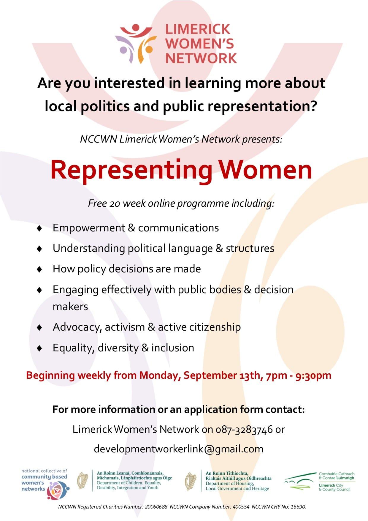 Representing Women LWN Sept 2021