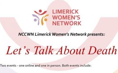 NCCWN Limerick – Let's Talk About Death